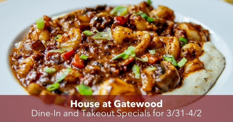 H@G Specials for Wednesday 3/31 - Friday 4/2